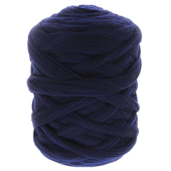 Merino Wool Navy ComfyWool