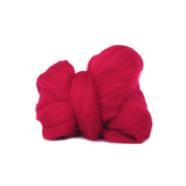 Merino Wool Red Laine Rouge ComfyWool