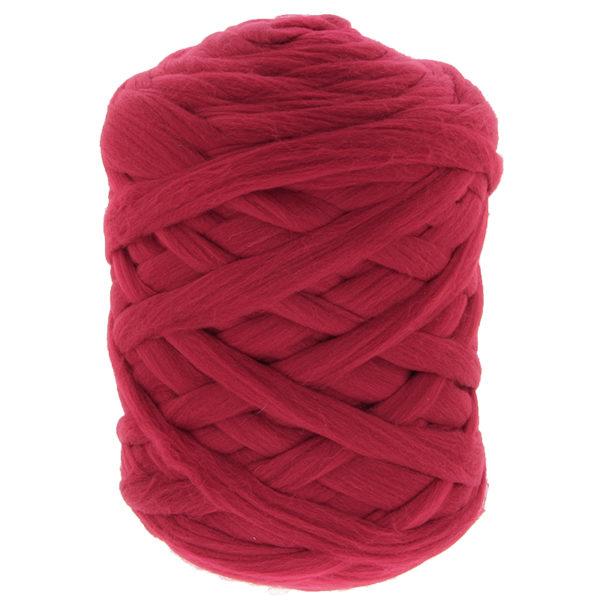 Merino wool Red Laine Rouge