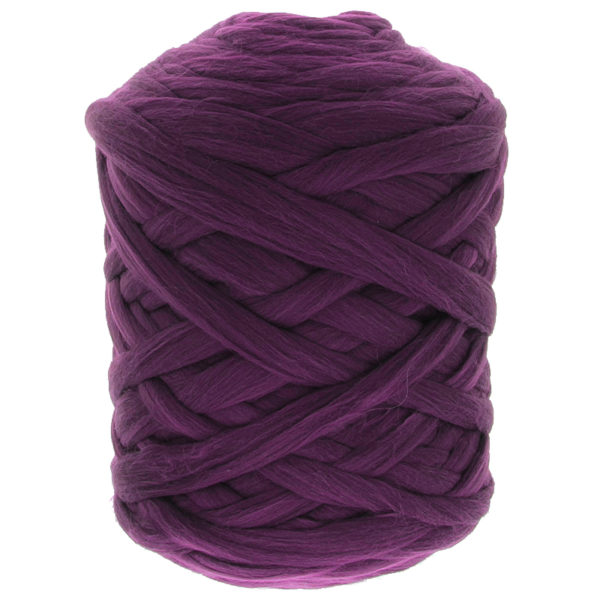 Merino Wool Mauve ComfyWool