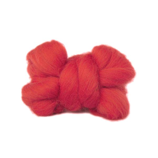 Merino Wool Raspberry ComfyWool