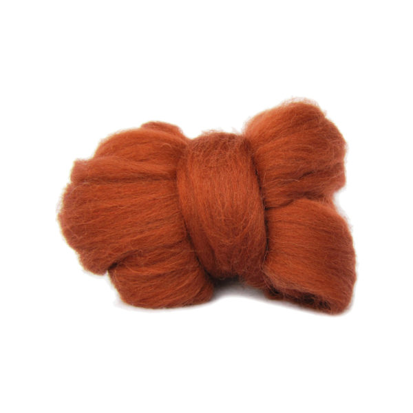 Merino Wool Copper ComfyWool
