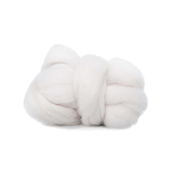 Merino Wool White ComfyWool